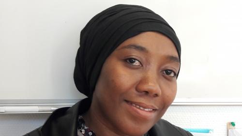 FAOUZIA Abdou Hassani