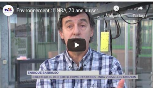 Environnement : l'INRA, 70 ans au service de la recherche agronomique