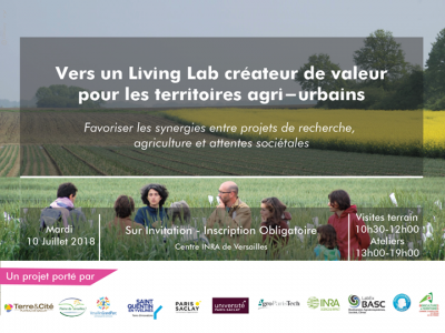 Journée Living Lab
