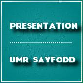PRESENTATION UMR SAYFOOD