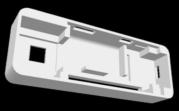 stl boitier origine Pi zero