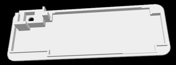 stl couvercle origine Pi zero