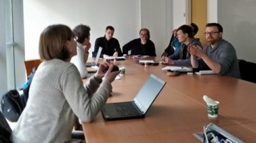 Atelier de conception participative