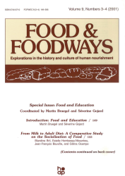 Food and foodways_t