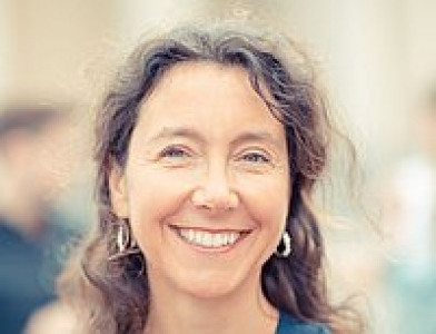 Faustine Régnier - Crédit Quentin Crestinu