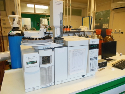 Agilent GC-MS