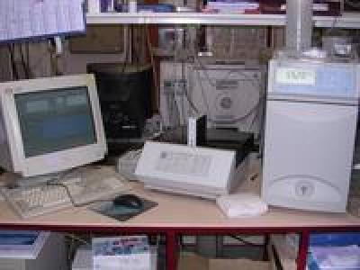 Chromatographie ionique HPIC Dionex DX 120