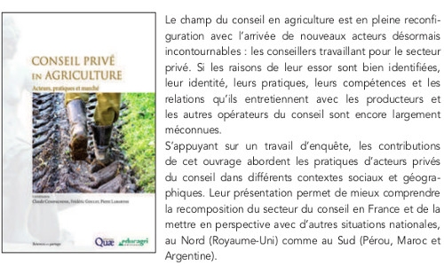 Educagri éditions/Quae éditions