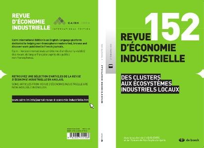 Revue d'Economie Industrielle