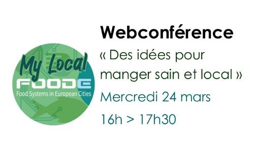 Webconférence Ville de Romainville