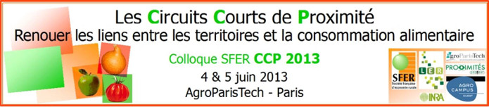 Colloque SFER CCP 2013